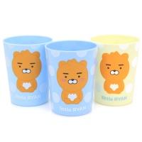리틀프렌즈 컵 [3P-라이언]