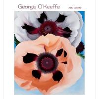 2020 캘린더 Georgia O'Keeffe