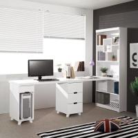 [히트디자인] 스마일 800 본체형+서랍형 h 책상