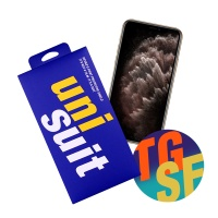 아이폰11 프로 맥스 2.5D 강화유리 1매+서피스 1매