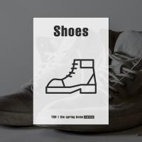 항균·탈취 스티커 붙여봄 - Shoes(A6)