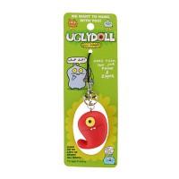 [킨키로봇] 어글리돌 피규어 ZIPPER PULLS_UGLYWORM (1407009)