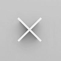 미니큐빅스 이니셜 벽선반-X