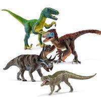 [슐라이히]공룡세트 4P_B