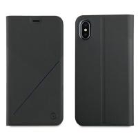 Muvit 아이폰 X/XS 폴리오 스탠드 다이어리 케이스