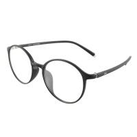CLECHE RTG C3008 C2 (무광블랙) 남녀공용 패션안경