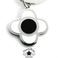 [참스홀릭]White clover charmset  silver cks407