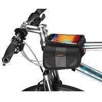 자전거 탑튜브 가방, 갤럭시 노트3용 자전거 스마트폰 거치대