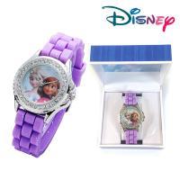 [Disney] 디즈니 겨울왕국 아동 젤리 손목시계 (FZN3555)