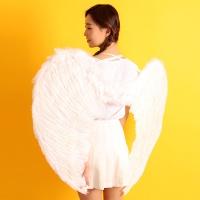 천사날개-화이트(초대형)