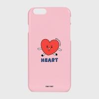 [어프어프] 하드/터프/슬라이드 Heart character-pink