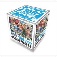 원피스 직소퍼즐 미니 Cube 108pcs: 자유