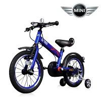 [팜앤펀] BMW/MINI BIKE-딥블루_16인치 유아자전거