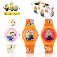 [minions] 미니언즈 캐릭터 손목시계 M1606 3종 1+1
