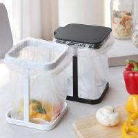 [N365] 음식물 비닐봉투 거치 쓰레기통