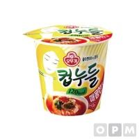 오뚜기 컵누들매콤한맛 15개/BOX