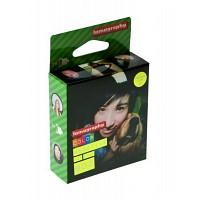 [로모그래피정품] 120 컬러네거티브  ISO 800 필름 - 3롤 1팩 / 120중형필름