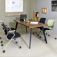스틸 인더밴 1800테이블 의자세트
