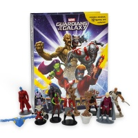 Guardians of the Galaxy My Busy Book  피규어북