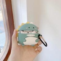 에어팟프로 3세대 애니멀 실리콘 케이스_그린 278/PRO