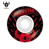 [DARKSTAR] AXIS RED/WHITE MS 99A WHEELS 52