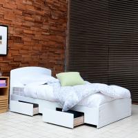 [에인하우스] 제플린 SS 서랍형 침대 참숯양면 본넬매트리스