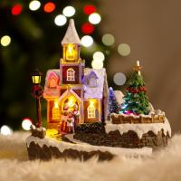 크리스마스 LED 오르골(새벽송)