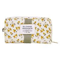 [슬론레인저]Zip Wallet 지갑 - Yellow Ditzy