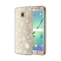 Galaxy S7 Edge Clear Gold (Snow)