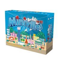 미니빌 보드게임 / 7세이상, 2-4인, 초등, 가족, 전략