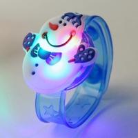 LED점등 눈사람팔찌