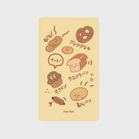 [어프어프] 보조배터리 Bakery-prim yellow