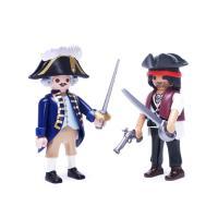 플레이모빌 듀오팩-해적과 군인(6846)