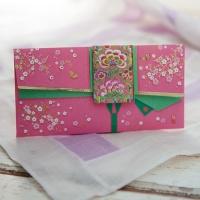 계향충만자수 봉투 용돈봉투 FB105-3