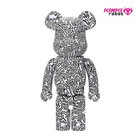 1000%BEARBRICK KEITH HARING #4 (1910008)
