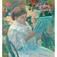 2021년 캘린더 The Reading Woman