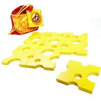 크레이지 치즈 퍼즐/Crazy Cheese Puzzle