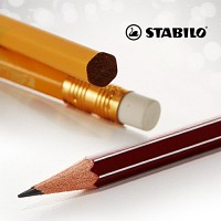 [스타빌로]스완 스와노 연필 - 한다스