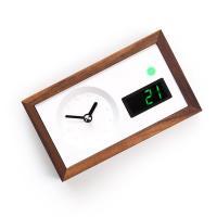 미세먼지 측정 탁상시계