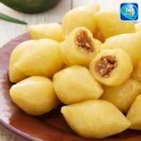 [아하식품] 깨앙금이 가득 우리쌀 노랑깨송편 1kg
