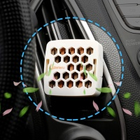 OTA-301 : 오커테라 무동력 공기정화기(차량용)