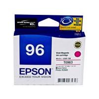 엡손(EPSON) 잉크 C13T096390 / NO.96 / Vivid Magenta / Stylus Photo R2880