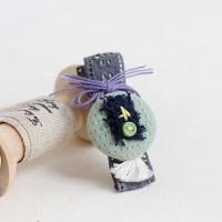 [DIY 패키지] 미니 꽃자수 집게핀