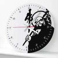 pm175-달마도_인테리어벽시계