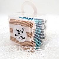 [패션양말] stripe_gift_3set