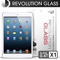 [프로텍트엠] 레볼루션글라스 0.4T 강화유리 방탄액정보호필름 아이패드에어1/2 iPad Air1/2