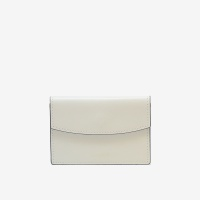 [sweetch] ACCORDION CARD WALLET White