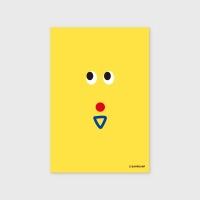 [어프어프] 엽서 Smile Friends