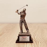 [무료배송] 골프 트로피 스윙모션 HB-1302 싱글패 골프패
