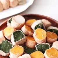 [소부당] 영양떡 못난이 백미 호박 영양찰떡